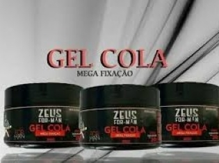 GEL COLA INCOLOR 300G ZEUS FOR MAN