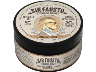 POMADA OLD WAX SUAVE SIR FAUSTO 200G