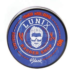 KIT 10 POMADAS LUNIX BLACK